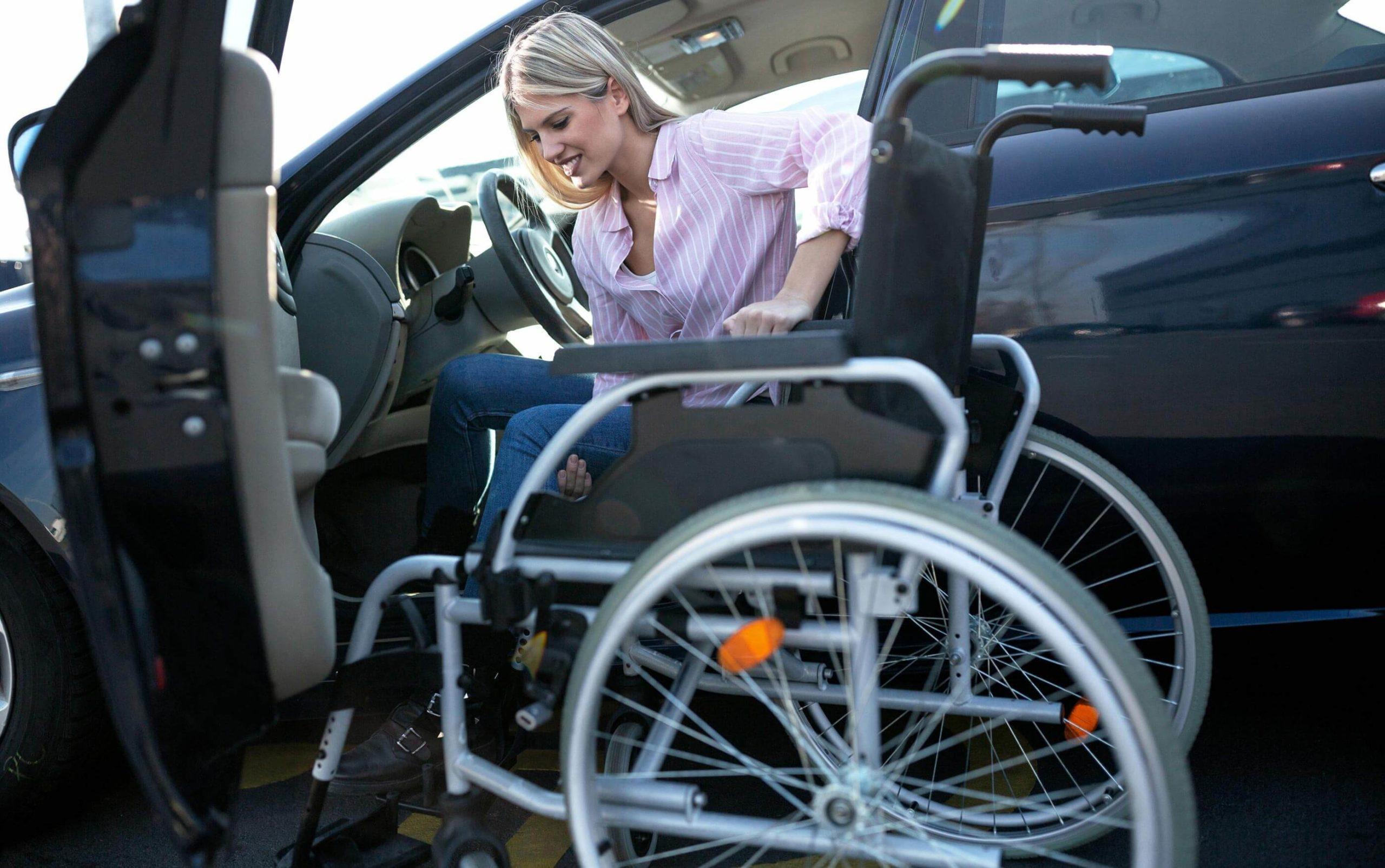 køb ny handicapbil