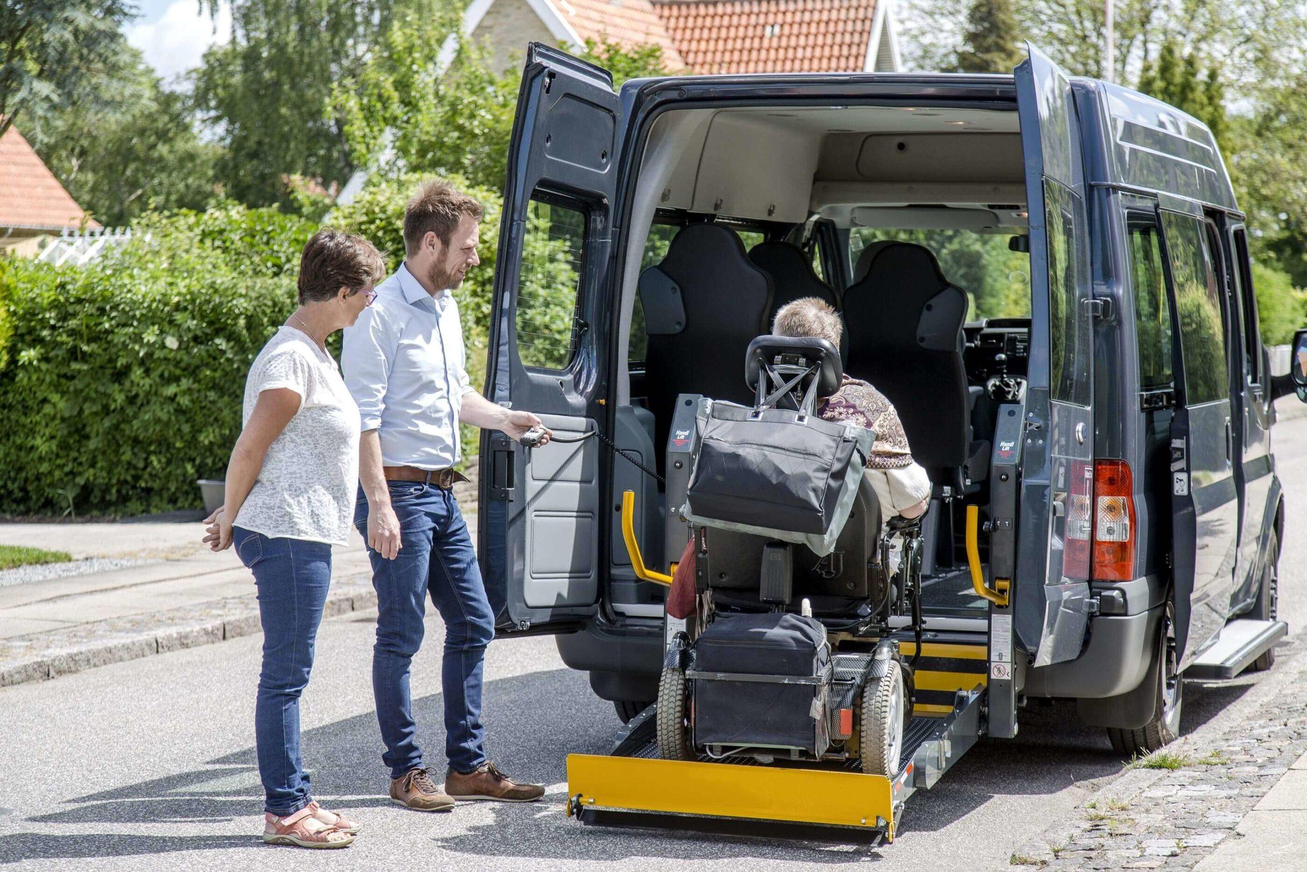leasing lej handicapbil