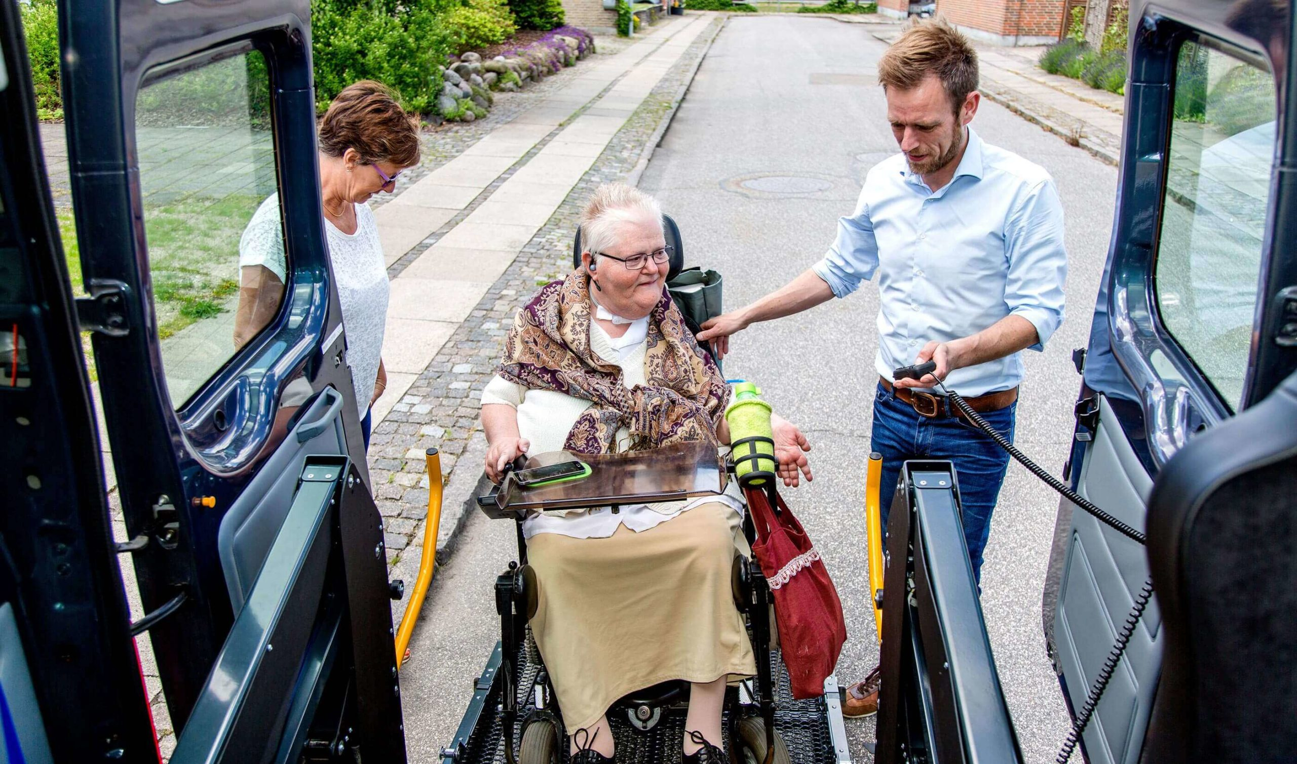 nyttig information handicapbil