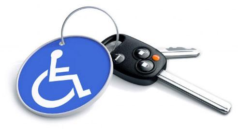 sælg handicapbil